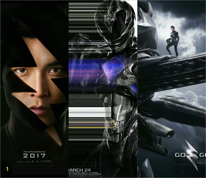 Black Power Ranger 2017