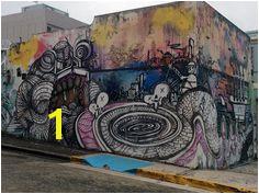 The Bold Murals of Puerta de Tierra Puerto Rico