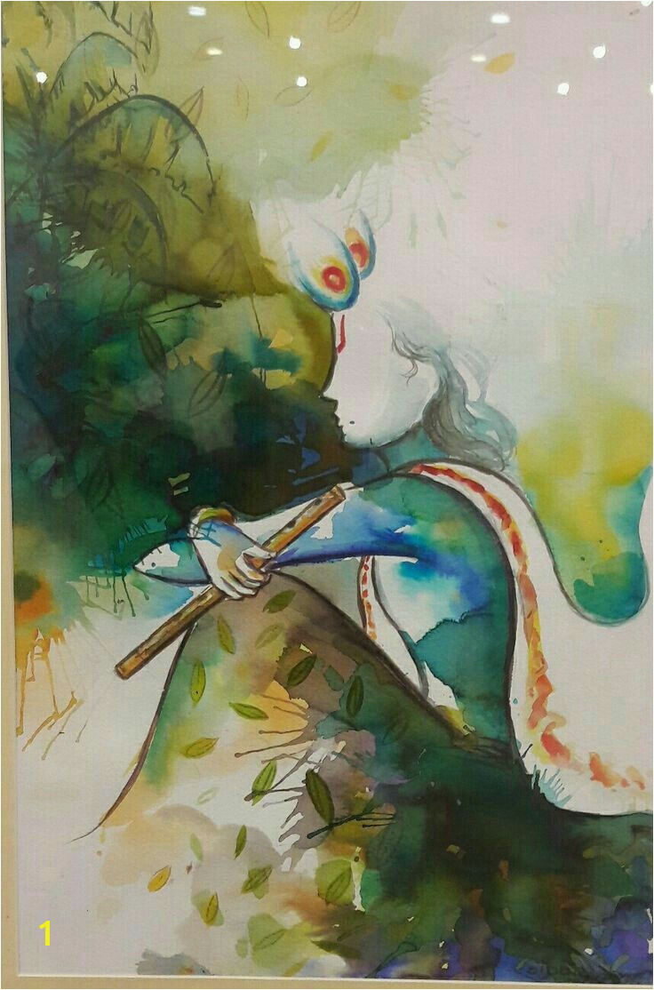 Beautiful Radha Krishna paintings Pinterest