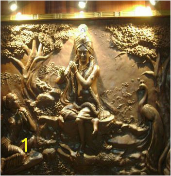 Radha Krishna Wall Murals Wall Mural Radha Krishna Wall Mural Manufacturer From Thane