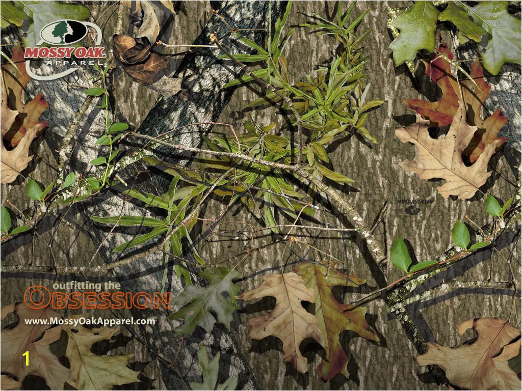Mossy Oak Camo Wallpaper 1