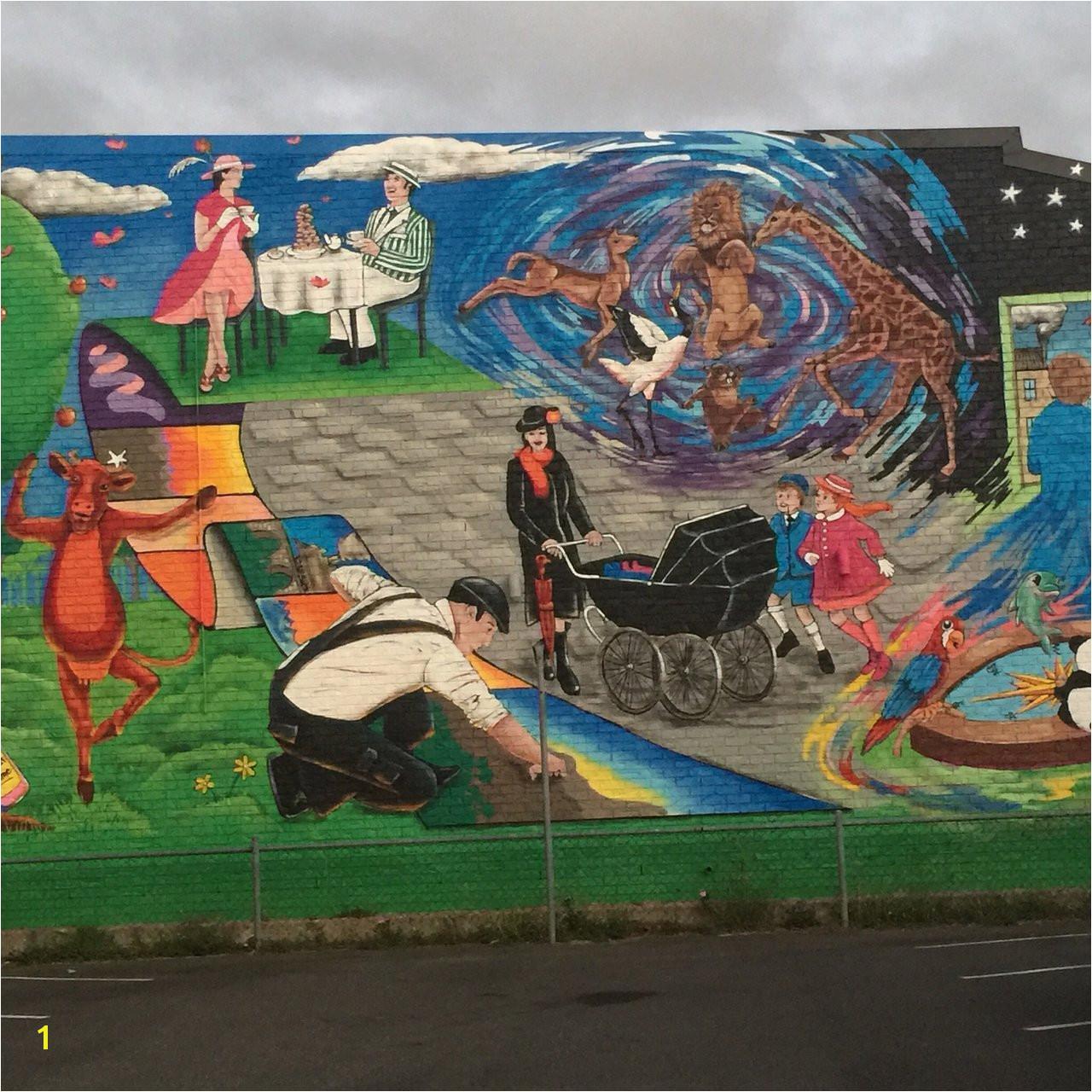 Rv Murals the Wharf Rv Park Bewertungen Fotos & Preisvergleich Maryborough