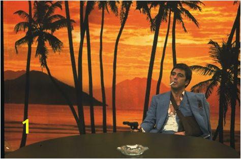 Scarface 1983 ТВ Ретро