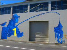 Sea Walls Murals for Oceans Napier New Zealand