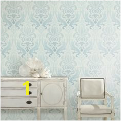 Add texture and dimension to an open space by using wallpaper from the HGTV HOME™ by Sherwin Williams collection