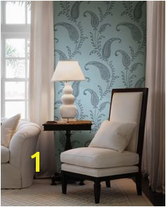 You can use wallpaper in any space to liven it up and show off your furniture and accessories Get this pattern from the HGTV HOME by Sherwin Williams