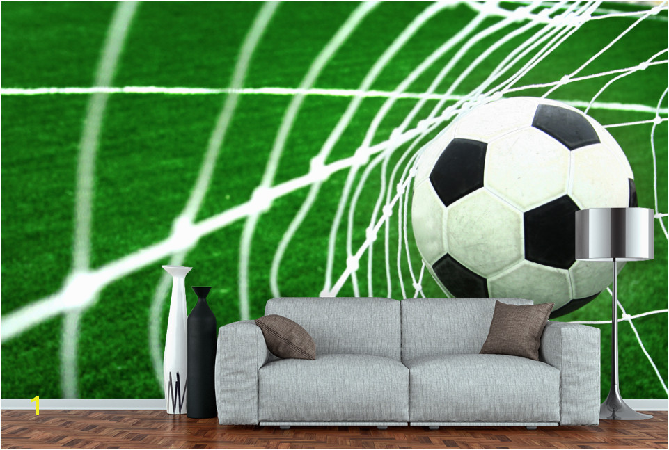 Soccer Made to Measure Wall Mural
