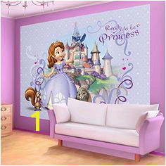 Disney Sofia the First Wallpaper Mural Check this awesome product by going to the