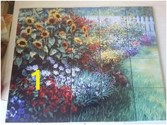 Southwest Tile Murals 39 Best Plants & Flowers Images In 2019