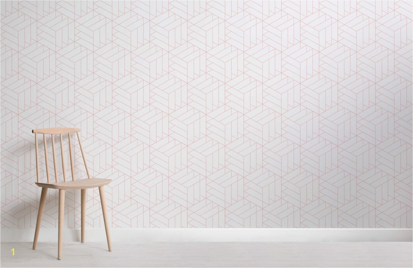 The Lined Cube Geometric Modern Wallpaper Mural is a great choice when creating a fun dynamic in your space Free UK delivery and returns