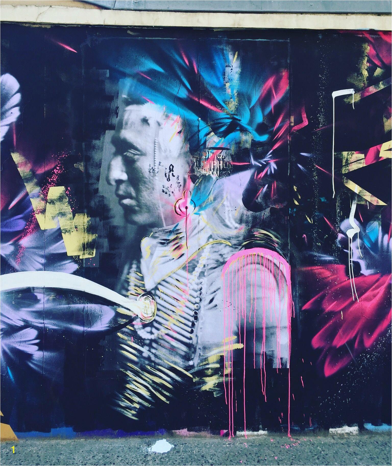Indian Spirit Voodoo by joachimromain joachimromain streetart graffiti graff spray ing wall instagraff urbanart graffitiwall urbanwalls