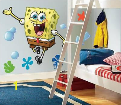 Affordable Spongebob Squarepants Wall Stickers Posters for sale at AllPosters