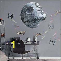 Bring the Force into any room with Star Wars wall decals murals and other graphics from Fathead Our Star Wars decals capture the energy and spirit you