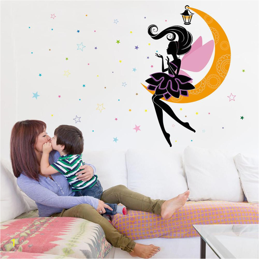 2017 3D cartoon wall stickers mural decal quotes art home decor high quality fashional designed home
