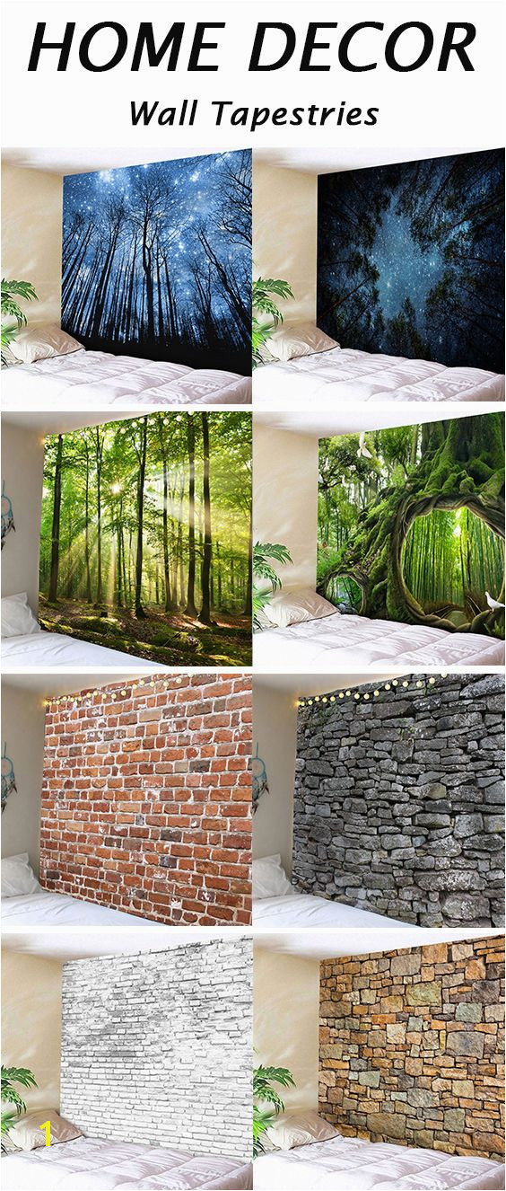 Stone Mural Designs Bedroom Decor Ideas for Old Wall Nature and Stone Print Wall