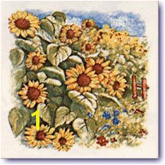 Sunflowers Designs