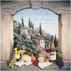 [ Italian Hills Kitchen Tile Backsplashes Murals Accent Tiles Italian Tile Murals Tuscany Backsplash Tiles ] Best Free Home Design Idea & Inspiration