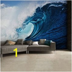 Giant size Ocean wave wallpaper mural Perfect decoration wall mural photo wallpaper for home interior