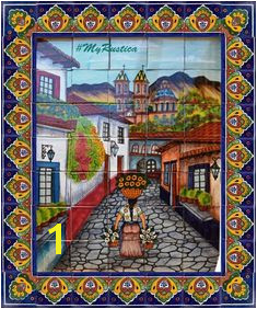 Talavera Tile Murals 1380 Best Tile Murals Images In 2019