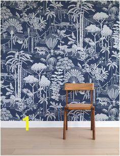 Jungle Dream Temporary WallpaperWall