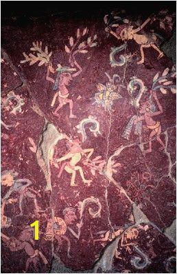 Teotihuacan Mural Art