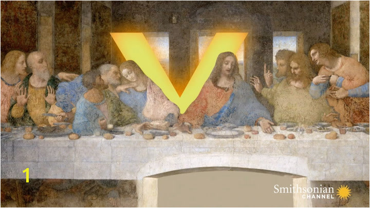 Does The Last Supper Really Have a Hidden Meaning