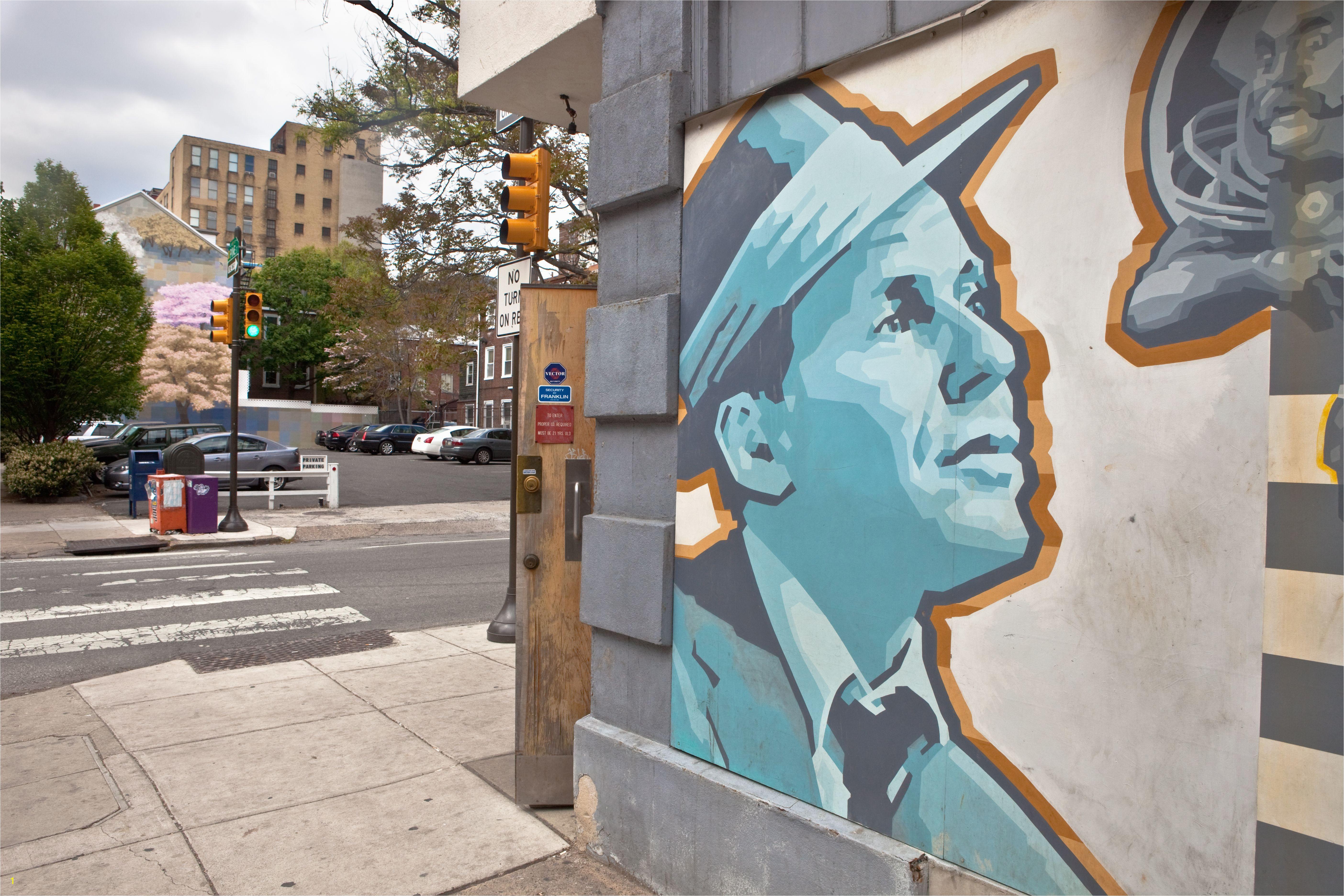 by Steve Weinik for the Mural Arts Program