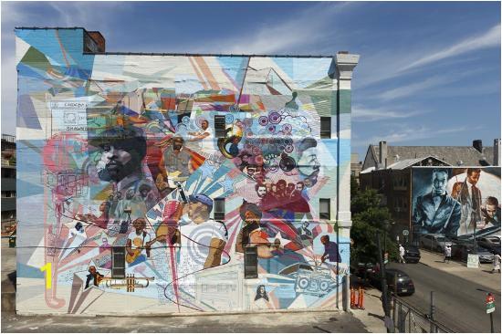 Mural Arts Program of Philadelphia Mural Tours
