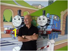 Thomas And Friends Wall Murals Art For Kids Wallpaper Murals Art For