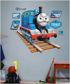 Take a look at this Fathead Thomas the Tank Engine Wall Decal Set by Fathead on
