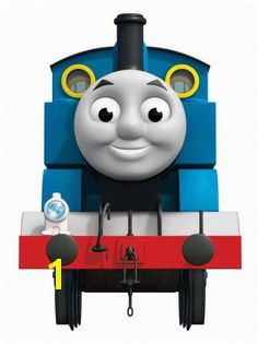 Thomas the Tank Engine Peel and Stick Giant Wall Art Thomas N Friends Wall Stickers
