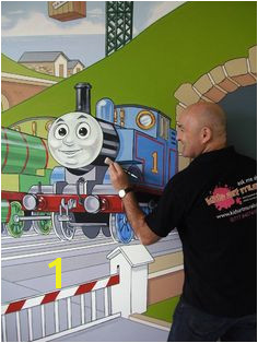 Thomas And Friends Grandparents Little Boys Wall Murals Art For Kids