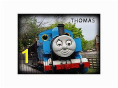 Limited Edition Thomas the Train Wall Print makes the perfect addition to any child s room or playroom