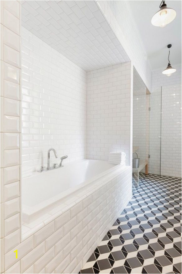 "Great looking subway tile tub walls Swan now offers solid surface subway "" tile"" so you can this same look without the grout"