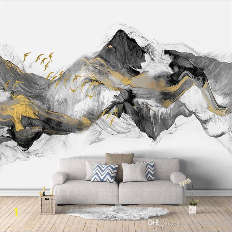 Arkadi Custom 3d wall paper murals living room bedroom polygon mosaic tile wallpaper TV background wall