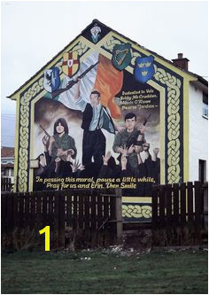 Belfast Murals Armagh Northern Ireland Troubles Belfast Northern Ireland Irish Republican Army