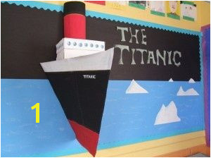 3D Titanic Display