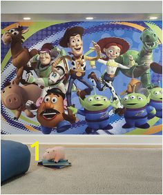 Toy Story Murals Pixar toy Story Storybook Collection