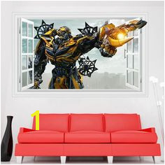 Bumblebee Wall Decals Home Improvement Projects Wall Stickers Wall Decals Thrift Transformers