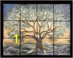 Tree Of Life Tile Mural 20 Best Tree Of Life Tile Murals Images