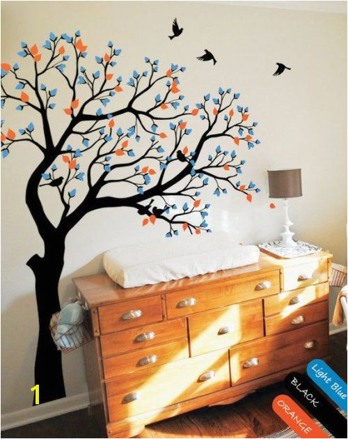 Get It Now Tree wall decal huge tree wall decals nursery
