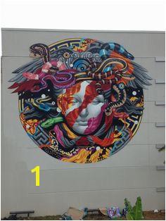 Les oeuvres street art de Tristan Eaton
