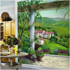 Tuscan Villa Wall Mural 446 Best Full Size Wall Murals Images