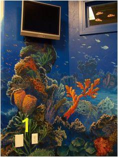 Underwater Mural Ideas 139 Best Ocean Mural Images In 2019