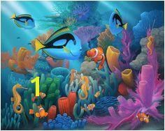 Underwater Wall Murals Uk 28 Best Underwater Murals Images