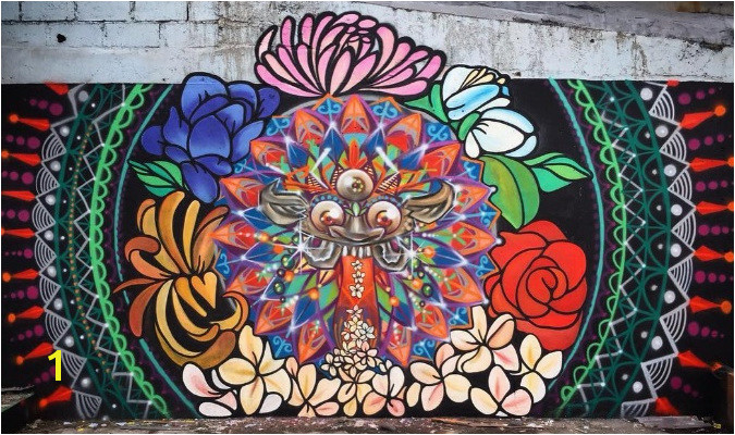 Wall Mural Painters Johannesburg Local Indonesian Artists Presented at Update Your City Festival