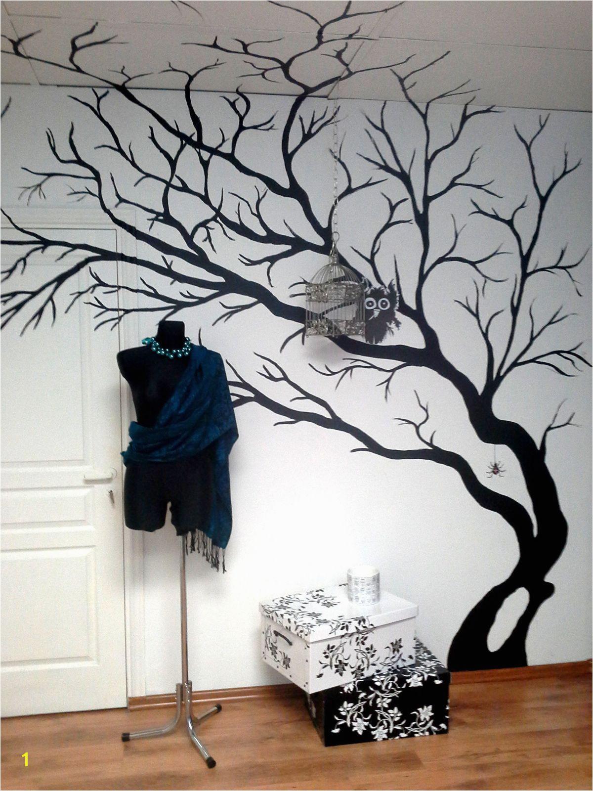 Wall Mural Tutorial ☾ …twilight… ☾ Genealogical Genius Pinterest