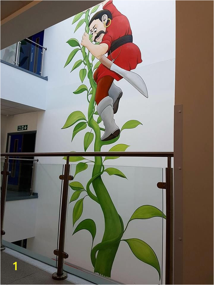 Our latest mural paintings