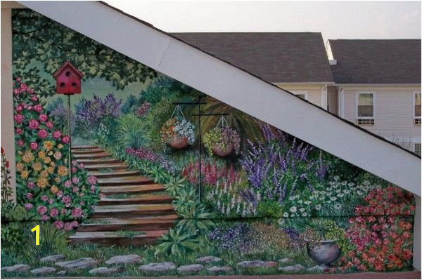 Exterior Wall Murals