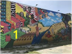 San Antonio Eastside mural